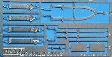 Aml Models 1/48 U.S. World War Ii Aircraft Seat Belts Photo Etch Set