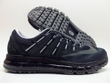 NIKE AIR MAX 2016 ID TRAINER BLACK/COOL GREY SIZE MEN'S 10 [839367-991]