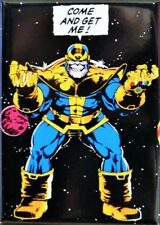 Thanos Come and Get Me FRIDGE MAGNET Avengers Marvel Comics Comic Book Ultron AT