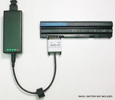 External Laptop Battery Charger for Dell Latitude E5420 E6420 E6520, T54FJ HCJWT
