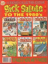 Cracked Collectors Edition Sick Salute to the 1980's January 1990  VG 053116DBE