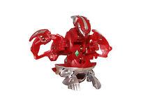 Bakugan Kugel Rot Pyrus Titanium Dragonoid 4 Saison Bakugan Mechtanium Surge Neu