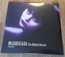 MADRUGADA - The Nightly Disease *4LP* LIMITED DELUXE VINYL Sivert Hoyem NEW/OVP
