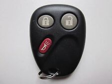 OEM GM CHEVY KEYLESS REMOTE ENTRY KEY FOB ALARM LHJ011 TRANSMITTER / MEMORY 2