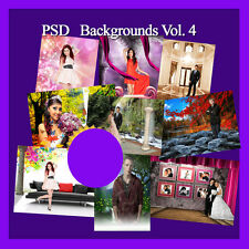 85 DIGITAL PHOTOGRAPHY  FANTASY  BACKGROUNDS BACKDROPS  Quinceañeras  Vol 4