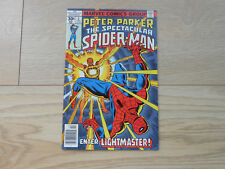 Peter Parker The Spectacular Spider-Man #3 Marvel Comics - February 1977