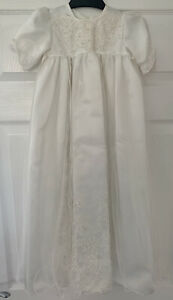 Christening Gown 6-12 Months Long
