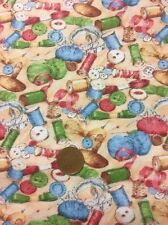 100% Cotton Quilting Purr-fection Craft Fabric Sewing Notions Southsea Imports