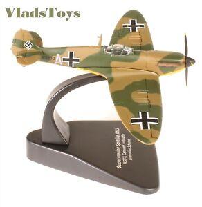 Oxford 1:72  Spitfire Mk I Luftwaffe Rosarius Circus Captured Aircraft AC086
