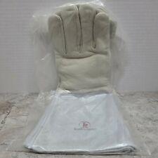 Euphoria Garden Thornproof Leather ROSE GARDENING Gauntlet Gloves Large Durable