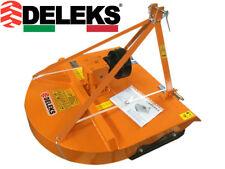 Piatto tagliaerba, trinciaerba 120 DELEKS trincia per Trattore - Made in Italy