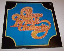 Vintage 1969 Chicago : Transit Authority Vinyl LP Record Album Columbia GP8