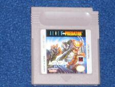 Game Boy Alien vs. Predator