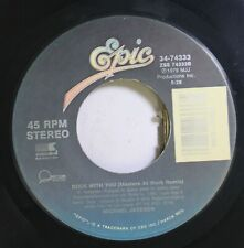 Soul 45 Michael Jackson - Rock With You / Jam On Epic