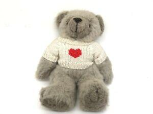 Host International Teddy Bear 17' Heart sweater