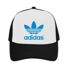 Adidas Sport Run Cap Trucker Hat Black Exclusive Outdoor Sun