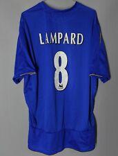 CHELSEA LONDON 2005/2006 HOME FOOTBALL SHIRT JERSEY UMBRO #8 LAMPARD