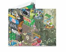 Dynomighty eBoy NEW YORK MIGHTY WALLET by eBoy artist collective AC-1040