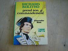 richard bolitho prend son commandement - alexander kent