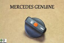 Mercedes R107 W123 W124 W126 R129 W201 W202 Headlight Switch Knob GENUINE NEW