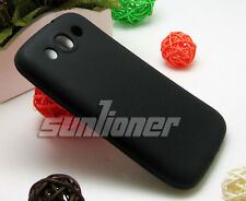 Black Soft Silicone Case Cover Skin for Samsung Galaxy S3, S III,  i9300 Neo