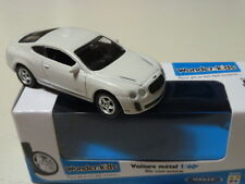 WELLY BENTLEY CONTINENTAL SUPERSPORTS 1/60