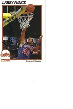 LARRY   NANCE   CAVS    AUTOGRAPHED    CARD