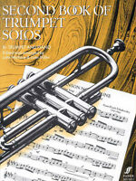 Second Book Of Trumpet Solos (Complete) Wallace, J & Miller, J Trumpet And Piano