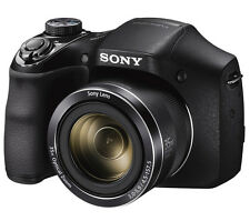 SONY Cyber-shot DSCH300B Bridge Camera - Currys