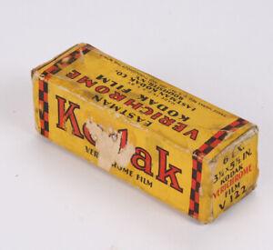KODAK 122 VERICHROME, EXPIRED JULY 1938, SOLD FOR DISPLAY/cks/216018