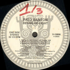 PATO BANTON - Beams Of Light - Tribal America