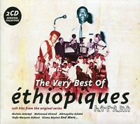 THE VERY BEST OF ETHIOPIQUES CULT HITS FROM THE ORIGINAL SERIES - 2 CD BOX SET