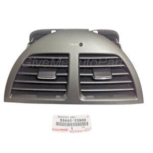 Genuine Toyota LEXUS 2007-2009 ES350 Center Dash Defroster Grille 55660-33900