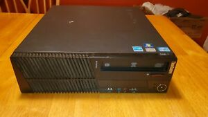 Lenovo ThinkCentre M91p (240GB SSD, Intel Core i5 Gen2, 3.1GHz, 4GB) WIN10PRO PC