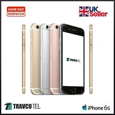 "Apple iPhone 6S - 16GB 32GB 64GB 128GB  - All Colours - UNLOCKED | eBay ""GOOD"""