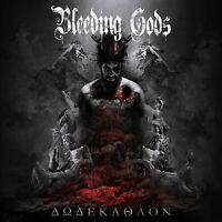 BLEEDING GODS Dodekathlon (2018) 12-track CD album NEW/SEALED