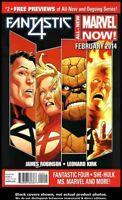 All-New Marvel Now! Previews #2 FN