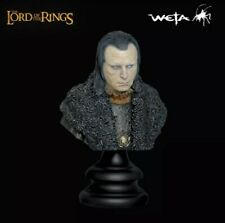 Lord of the Rings Sideshow Weta Grima Wormtongue LOTR polystone bust figure Ltd