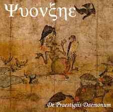 Yvonxhe - De Praestigiis Daemonum (Jap), CD