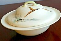 """ROYAL DOULTON """"The Coppice"""" Round Covered VEGETABLE BOWL tureen Vintage"""