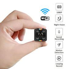 Hidden Spy Cameras, 1080P Mini Spy Camera with Audio and Video Night Vision WiFi
