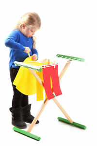 Clothes Rack For Role Play Class Furniture Ages 3 & Up
