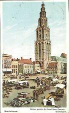 Nederland Martinitoren Groningen 05.11
