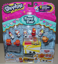 Shopkins Food Fair - Fast Food Collection - NEW !!!!!