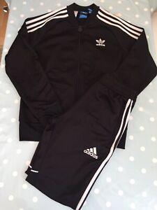 Boys Adidas Tracksuit Age 12-13
