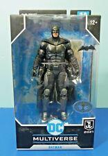 McFarlane Toys DC Multiverse Justice League Batman  Action Figure In Box Rare