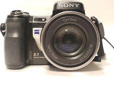 Sony Cybershot DSC-H7 8.1MP Digital Camera with 15x Optical Image Stabilization