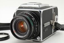 MINT Hasselblad 500 CM C/M Body, A12 Film Back, Planar 80mm, Etc from Japan #r12