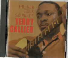 Terry Callier, The New Folk Sound Of; 11 track CD