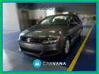 2014 Volkswagen Jetta 1.8T SE Sedan 4D Moon Roof Side Air Bags Electronic Stability Control AM/FM Stereo Dual Air Bags